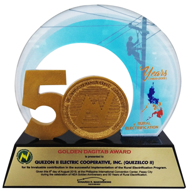 Golden Dagitab Award